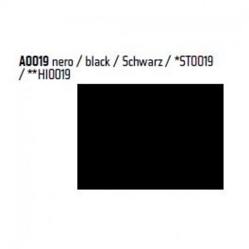 Пленка P.S.Film (A0019 black (черный), 1 м, 0.50 м