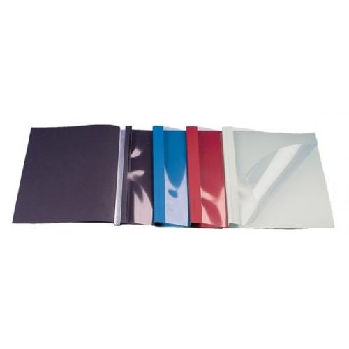 C-BIND Мягкие обложки А4 SOFTCLEAR AA (5мм) синие (15-40 листов) Упаковка 50 шт.